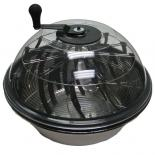 "dl-777181 18"" Clear Top Bowl Trimmer"