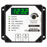 780113 Grozone Control CO2D 0-5000 PPM Dual Zone CO2 Controller