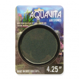 "AquaVita™ 4.25"" Round Air Stone w/Suction cups"