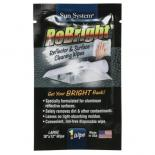 901477 Sun System ReBright Reflector Cleaner Wipes Singles (Case of 300)