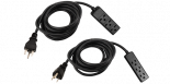 ECOPLUS® 240V 12 FT EXTENSION CORD 14GA