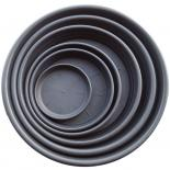 dl-905508 Heavy Duty Pot Saucers 8""