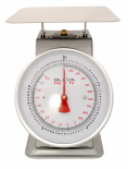 "AZD05 ACCUZEN SCALE WITH POUNDS & KILOGRAMS ON DIAL 5 lb / 2 Kg - 9"" x 9"" stainless"