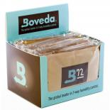 dl-B72-67-OWC Boveda Cube: 12 Individually Wrapped Large (60 gram) 72%