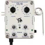 CO2-4e CONTROLLER W/ ELECTRONIC BOARDS, PPM OPTION, TEMP. & HUMIDITY, 4 TIMERS