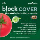 "hf-HGCOV8 8"" Rockwool Block Cover"