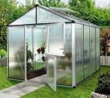 H:OPT115-15x8 Optimum 115 (15x8) w/ 6mm poly Greenhouse