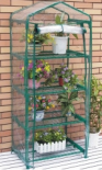 Four Tier Mini Greenhouse 69x49x157cm