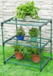 SH3222A Three Tier Greenhouse Shelving Station 69x49x75cm