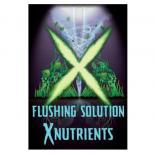 X Nutrients Flushing Solution Quart