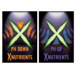 X Nutrients pH Up 2.5 Gallons