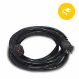 'DL' ballast to 'H' reflector Extension Cord 15' - 14 Gauge