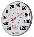 eco-2369 Temperature/Humidity Gauge