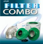 eco-4295 Active Air 13 Filter Combo 6""