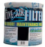"Active Air 13"" x 12"" Filter w/o Flange"