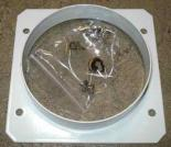 eco-5612C Outflow Flange for 95/180CFM