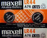 MI4041 LR44 Batteries. 2 per package