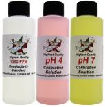 4 oz. Calibration (Buffer) Solution Kit. 4 fl oz (each)