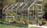 H:POP106ply Popular 106 10x6 aluminum model Greenhouse