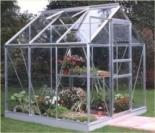 Popular 66 6x6 aluminum model Greenhouse