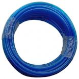 PU139 Vinyl Tubing - Blue. 1/2 in
