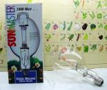 1000w 6K Cool Deluxe Metal Halide Lamp (Universal Burn).