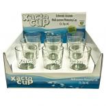 dl-11915 Xacto Cup Display + 9 Glasses