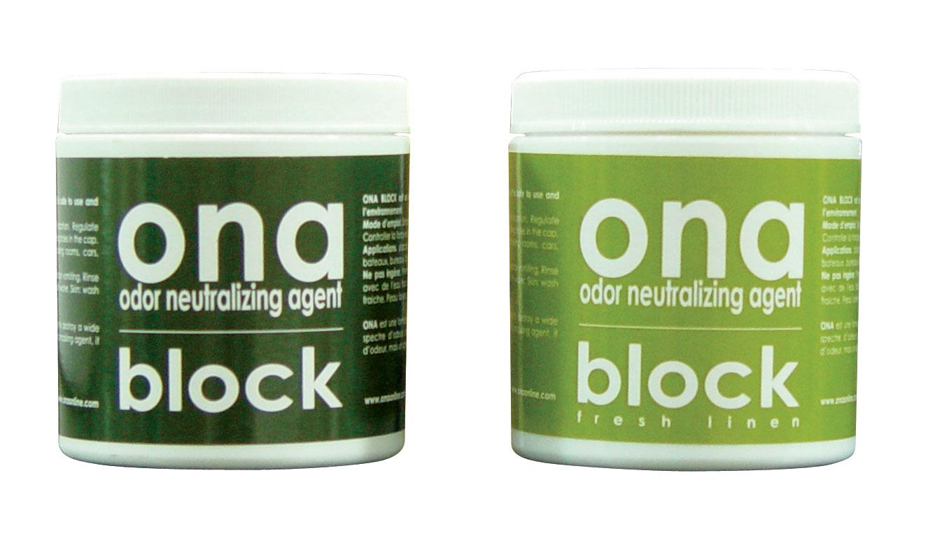 ONA BLOCK - FRESH LINEN 6 OZ  (48/CASE)