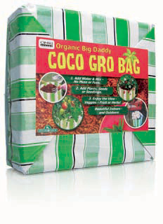 Big Daddy Organic Coco Gro Bag (12/case)