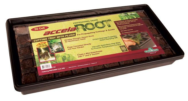 AccelaRoot Cutting Tray