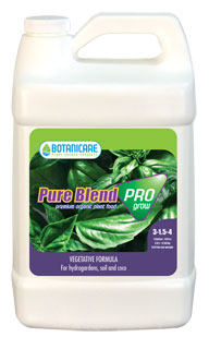 Pure Blend Pro Grow - Qt (12/cs)