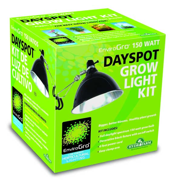 EnviroGro 150W Dayspot Grow Light Kit