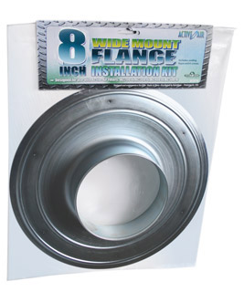 "Active Air 8"" Wide Mouth Flange"