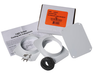 "4"" Flange Cooling Kit"