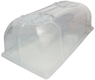 "Hydrofarm 7"" Humidity Dome (50/case)"