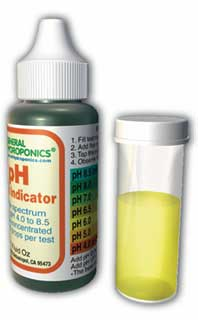pH Test Kit 1 oz.