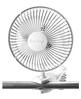 "Air King 6"" Clip on Fan"