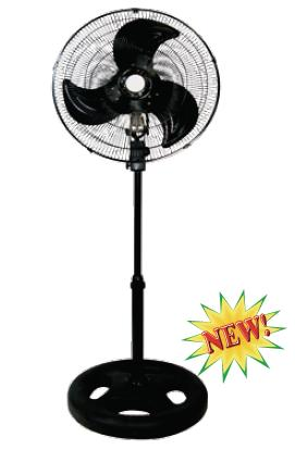 Commercial Pedestal Fan 16""