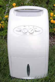 Active Air Dehumidifier, Analog