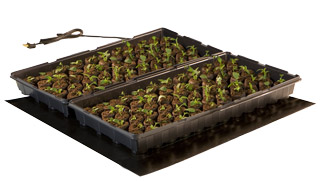 "Seedling Heat mat 20"" x 20"" - 45 Watts (10/cs)"