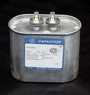 400w Metal Halide Capacitor.