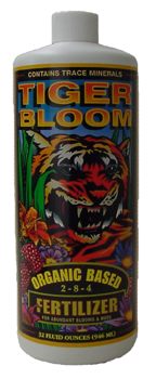 Tiger Bloom. 32 fl oz