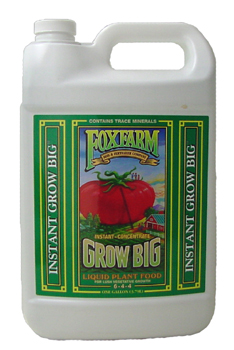 Grow Big. 1 Gallon