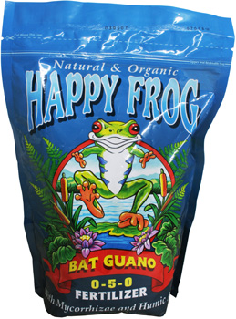 Fox Farm Happy Frog High Phosphorus Bat Guano