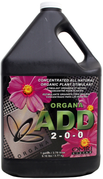 Organa-Add Gallon