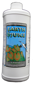 Earth Juice Grow. 1 Quart