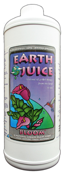 Earth Juice Bloom. 1 Quart