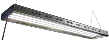 Sun Blaze 44 - T5 HO Fluorescent Light Fixture