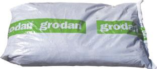 GRODAN® STONEWOOL MEDIUM WATER ABSORBANT GRANULATE - 3.5 COMPRESSED CF/BAG  (45 LBS/BAG) (18 BAGS/PALLET)