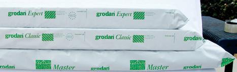 "GRODAN� STONEWOOL GRO-SLABS� EXPERT 15/100 FAT 6"" SLAB 6"" X 4"" X 36"" (9/CASE) (21 CASES/PALLET)"